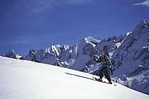 Randonnée Les Confins, Aravis, Haute-Savoie, Alpes, ref db0906-35LE