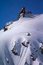 Freeride, La Flégère, Chamonix, Haute-Savoie, ref db2420-14GE