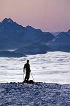 Ski Montagne de Sulens, Haute-Savoie, ref dc0382-11GE