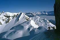 Ski Trou de la Mouche, Aravis, Haute-Savoie, ref dc0384-17GE