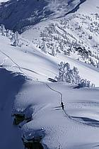 Ski-freeride, Grand Targhee, Wyoming, ref dc2937-23GE