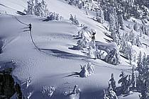 Ski-freeride, Grand Targhee, Wyoming, ref dc2937-26GE