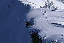 Ski-freeride, Grand Targhee, Wyoming, ref dc2937-27GE