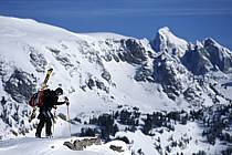 Ski-freeride, Jackson Hole, Wyoming, ref dc2942-32GE