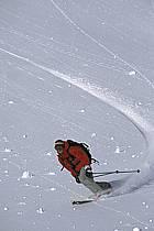 Ski freeride, Fernie, Colombie Britannique, ref dk2607-03GE