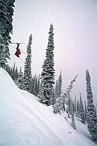 Fernie, Ski freeride, Ski freestyle, Colombie Britannique, ref dk2609-13GE