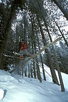 Fernie, Ski freeride, Ski freestyle, Colombie Britannique, ref dk2610-36GE