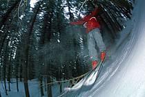 Fernie, Ski freeride, Ski freestyle, Colombie Britannique, ref dk2611-01GE