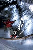 Fernie, Ski freeride, Ski freestyle, Colombie Britannique, ref dk2611-05GE