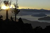 Lago Nahuel Huapi, San Carlos de Bariloche, Patagonia, ref ea054655GE
