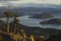 Lago Nahuel Huapi, San Carlos de Bariloche, Patagonie, ref ea054678GE