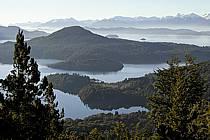 Lago Moreno, Bariloche, Patagonia, ref ea054764GE
