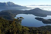 Lago Moreno, Bariloche, Patagonie, ref ea054765GE