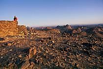 Massif du Hoggar, L'Assekrem, Sahara, ref eb0370-23GE