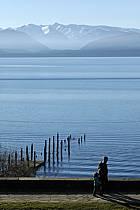 Lago Nahuel Huapi, San Carlos de Bariloche, Patagonie, ref eb054744GE