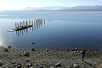 Lago Nahuel Huapi, San Carlos de Bariloche, Patagonie, ref eb054750GE