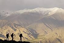 Trek au Ladakh, près du village de Stok - Trek in Ladakh, around the village of Stok, ref eb081772GE