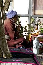 Prière, Ladakh - Prayer, Ladakh, ref eb081785GE