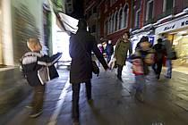 Dans les rues de Venise - In the streets of Venice, ref eb082487GE