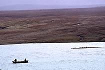 Pêcheurs, Highlands, Ecosse, ref eb2066-37GE