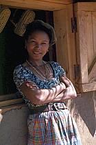 Séraphine, jeune fille malgache, ref eb2244-25GE