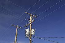 Poteaux électriques - Electricity poles, ref ee080951LE