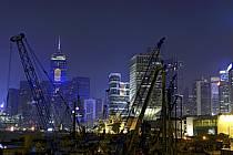 Hong-Kong skyline, ref ee083392GE
