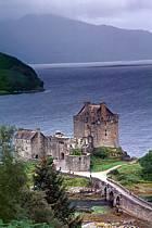 Eilean Donan Castle, Highlands, Ecosse, ref ee2061-04GE
