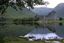 Kilchum Castle, Loch Awe, Highlands, Ecosse / Scotland, ref ee2068-31GE