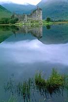 Kilchum Castle, Loch Awe, Highlands, Ecosse, ref ee2068-35GE