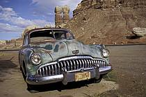 Vieille Buick / Old Buick, Colorado, ref ef0655-35GE