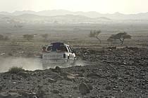 4x4 sur les pistes jordaniennes, ref ef070902GE