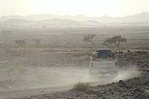 4x4 sur les pistes jordaniennes, ref ef070903GE