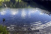 Lac de Saint Guérin, Beaufortain, ref fa071485LE