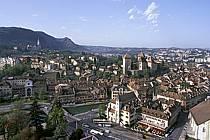 Annecy, la Visitation, le Château, Haute-Savoie, ref fc0251-10LE
