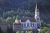 Cathédrale d'Annecy, La Visitation, Haute-Savoie, ref fc0251-32LE
