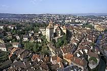 Le Château, le Palais de l'Isle, le Canal du Thiou, Annecy, Haute-Savoie, ref fc0252-06LE