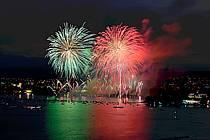 La fête du Lac à Annecy, Haute-Savoie, ref fc041486GE