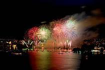 La fête du Lac à Annecy, Haute-Savoie, ref fc041487GE
