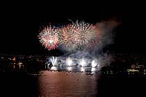 La fête du Lac à Annecy, Haute-Savoie, ref fc041493LE