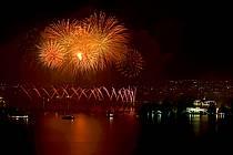 La fête du Lac à Annecy, Haute-Savoie, ref fc041545LE