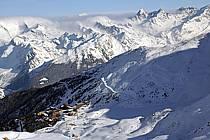 Les Arcs, Domaine skiable, Savoie, ref fc060507LE