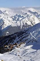 Les Arcs, Domaine skiable, Savoie, ref fc060508LE