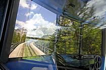 Train du Montenvers, Mer de Glace, Chamonix, Haute-Savoie, ref fc062746LE