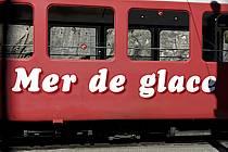 Train du Montenvers, Mer de Glace, Chamonix, Haute-Savoie, ref fc062750LE