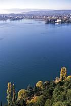 Annecy depuis le Mont Veyrier, Haute-Savoie, ref fc1063-02LE