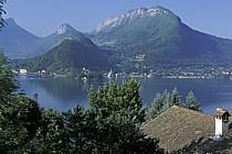 Duingt, Roc des Boeufs, Lac d'Annecy, Haute-Savoie, ref fc2027-03LE