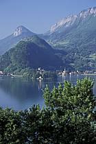 Duingt, Roc des Boeufs, Lac d'Annecy, Haute-Savoie, ref fc2027-04LE