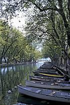 Canal du Vassé, Pont des Amours, Annecy, Haute-Savoie, ref fc2028-21LE