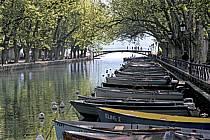 Canal du Vassé, Pont des Amours, Annecy, Haute-Savoie, ref fc2028-23LE